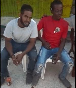 Haïti-Insécurité : L'interprète haïtien et les deux Dominicains s'adressent à leurs compatriotes