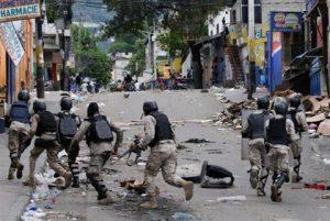 """Haïti-Violences : 6 plaintes déposées au Bureau du """"Collectif Défenseur Plus"""" contre les actes de brutalité policière"""