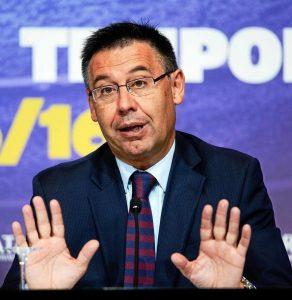 Espagne-Corruption : L'ancien président du Barça arrêtés