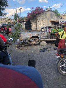 Haïti-Insécurité : Tension à Delmas