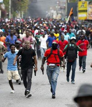 Haïti-Insécurité : Alerte rouge de l'Ambassade Américaine sur les Fantom 509