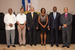 Haïti-Crise : Jocelerme Privert invite la diaspora haïtienne à s'organiser pour contribuer à la résurrection du pays