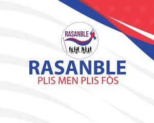 """Haïti-Politique : Proposition de sortie de crise du parti """"RASANBLE"""""""