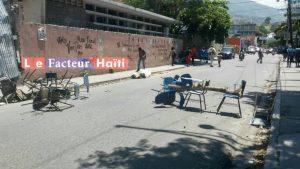 Haïti-kidnapping : Un étudiant à la Faculté des sciences humaines kidnappé en présence de 4 policiers!