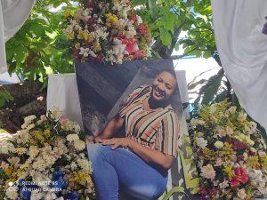 Haïti-Insécurité : Hommage à Marline Flora Nérestant