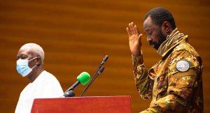 Mali-Politique : Spécialiste des coups d'État, le Colonel Assimi Goïta nommé Président de la transition