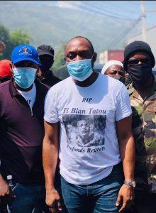 Haïti-Insécurité : Un agent de sécurité du sénateur Youri Latortue blessé par balles