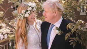 Grande-Bretagne-Célébrités : Le Premier Ministre Boris Johnson s'est marié pour la 3ème fois