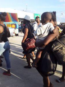 Port-au-Prince : 3ème journée de tension à Martissant, des habitants fuient la zone