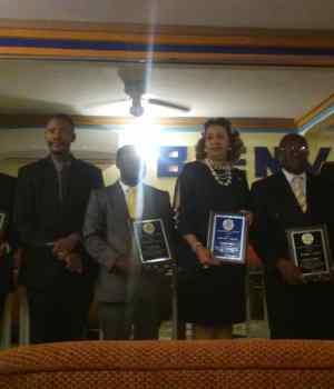 Haïti-Distinction : Des personnalités publiques honorées par l'ETECH