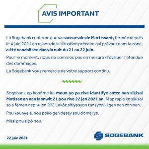 Haiti-Insécurité : Des bandits armés vandalisent une succursale de la SOGEBANK à Martissant 15
