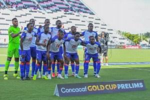 Haïti qualifiée pour la Gold Cup