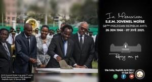 """Haïti : Pour """"Ministè Fanmi Colin"""", l'assassinat de Jovenel Moïse devrait servir de leitmotiv pour libérer la masse"""