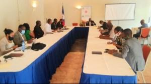 Haïti : Des commissaires discutent de la loi de la Validation des Acquis et de l'Expérience Professionnelle