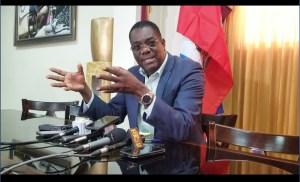 Haiti: Ronald Larèche victime d'une chute