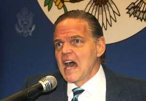 Haïti-Politique : Daniel Foote s'en va