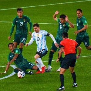 Foot-Records : Messi détrône Pelé