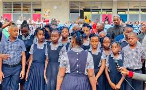 Haïti-Éducation : C'est la rentrée des classes
