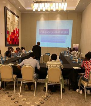 Haïti: Des journalistes formés en droits humains
