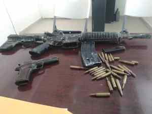 Haïti-Sécurité : 4 individus tués et 2 armes saisies lors d'une intervention policière à Pernier