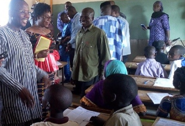 """Résultat de recherche d'images pour """"Ministère de l'Education NAtionale et l'alphabétisation et de la Promotion Langues Nationales du Burkina les indicateurs sont au vert"""""""