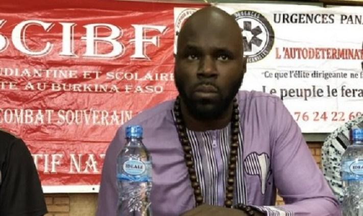 Burkina: Kemi Seba expulsé après des propos sur le président du Faso