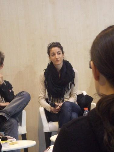 [Evènement] Salon du livre 2011 - Lauren Oliver