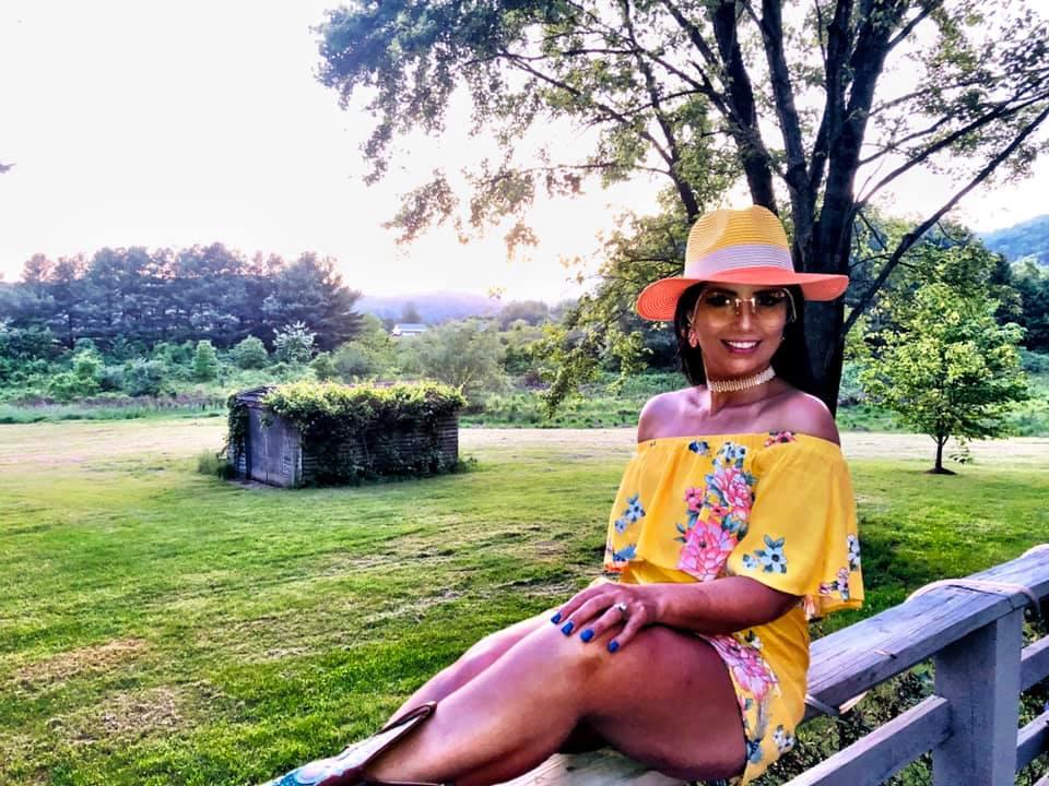 Anniversary getaway in Rappahannock VA at LeFay Cottage at Little Washington