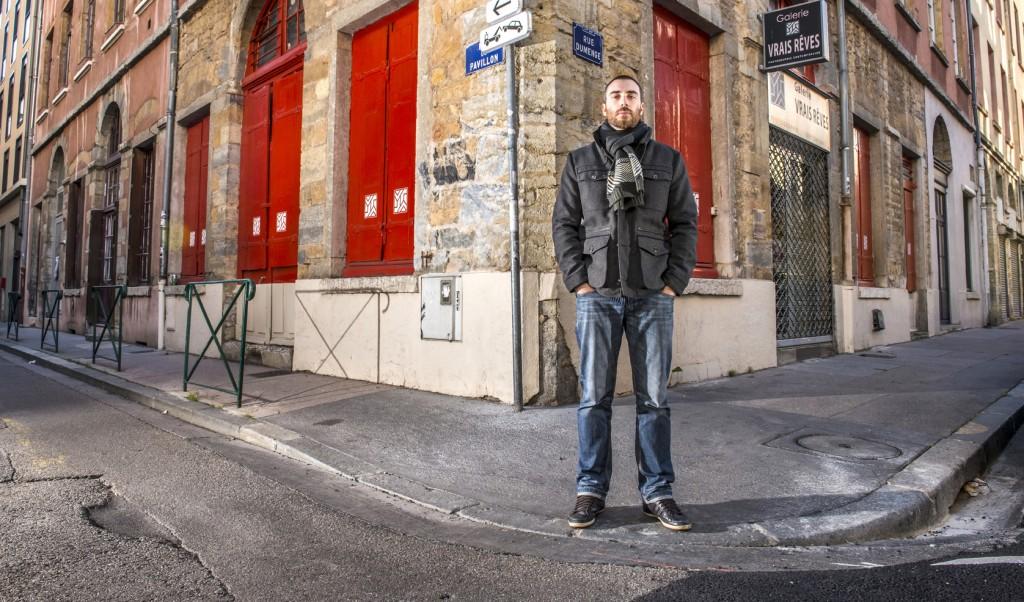 Ludovic Villard | Clos Dumenge, rue Dumenge  | © Octo Kunst