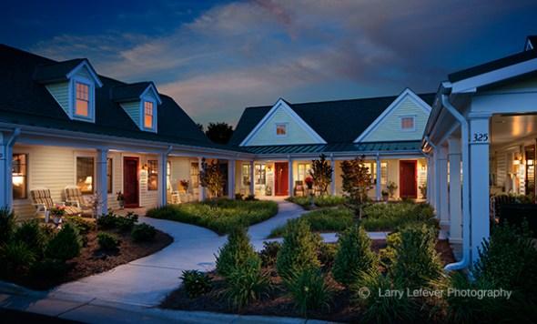 Retirement Cottages