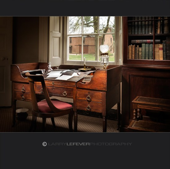 One of the Presidents desks