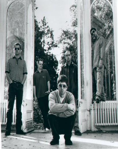 Oasis (Foto: Sony Music)
