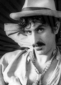 Dagens rock er kjedelig, fastslo Frank Zappa i 1988. (Foto: www.zappa.com)