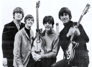 Fjorårets julegave: Julaften kunne du endelig strømme Beatles-musikk! (Foto: Wikimedia Commons)