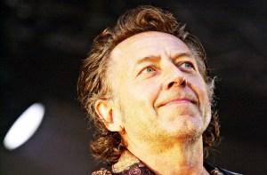 - Denne turnéen blir min aller siste, sier Ulf Lundell etter konserten i Drammenshallen desember 1985 (Foto: flickr.com/Wikimedia Commons)