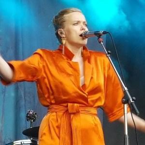 Ane Brun leverte det ene av to høydepunkt på Øya-festivalen onsdag. (Foto: Facebook.com/Ane Brun)