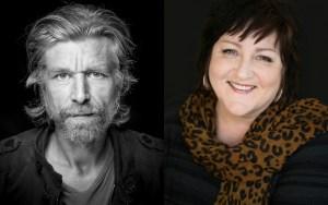 Karl Ove Knausgård og Anne B. Ragde er to av mange som kommer med nye bøker i høst. (Foto: Forlaget Oktober)