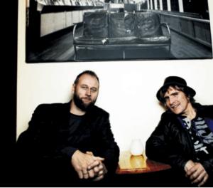 «Heim for å døy» er det tredje albumet til Stein Torleif Bjella som Kjartan Kristiansen har produsert. (Foto: Kristin Svorte)