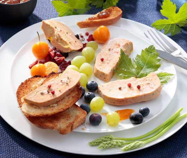 les compagnons du foie gras