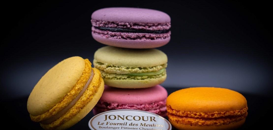 Macarons - Johann Joncour - Fournil des Menhirs Plomelin