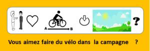 Vous aimez faire du vélo ?