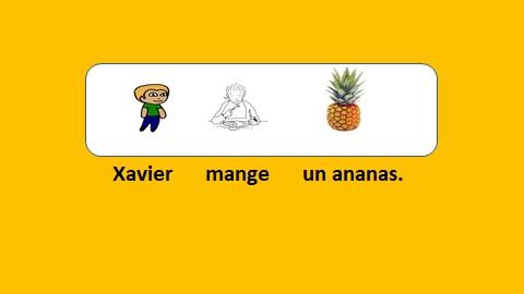Xavier aime les fruits – vidéo 10