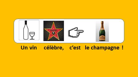 Le français illustré 138 - le champagne
