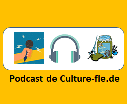 Le Français illustré invité de Culture-fle – un podcast