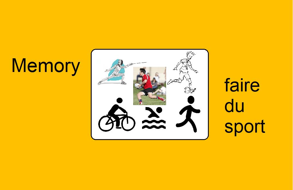 Memory – faire du sport