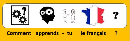le Français illustré - comment apprends-tu le français ?