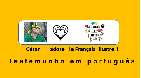César ama o Français illustré