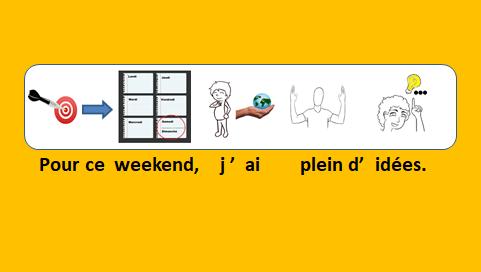 J'ai des idées pour le weekend – vidéo 155