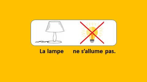 Une ampoule cassée – vidéo 185