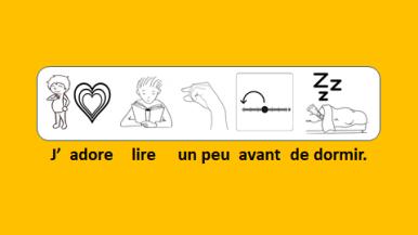 learn French with the Français illustré - Vidéo 99 - La nuit, je rêve